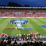 RT @wswanderersfc: Parra packed out. Likely the biggest crowd weve seen here #WSW #ACLFinal http://t.co/anMrqHpsHa