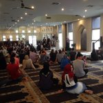 RT @In_My_Community: Visitors at Masjid Ibrahim Mosque in Southern River for National Open Mosque Day #perthnews http://t.co/MHScKfRFuB