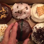 RT @altonbrown: Late-night eats after #AltonBrownLive thanks to @DistrictDonuts. http://t.co/QHLVgDdHkz