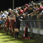 Thanks to all the fans for the support this evening and all season! #TidePride #RollTide http://t.co/2jHe2Zg7Dj