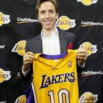 """RT @LakersNation: """"We would do it again"""" - Lakers GM Mitch Kupchak on the Steve Nash trade. http://t.co/kqgzOKs9CA http://t.co/2xEM8PmikA"""