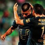 Ludueña marcó su gol número 100 en Primera División ante su Ex-Equipo. http://t.co/dG3GzqatxG
