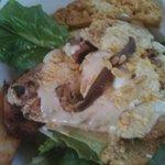mmmm #Sydney Cafe Lunch @lisamromano @heidi_han @mano_espresso @doriangray05 @garydlum #Aussie #Food mmmm http://t.co/WWd0JAgMeX