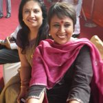 RT @BDUTT: Waiting with @smitaprakash and many others for @narendramodi first Media Milan at the BJP headquarters :-) http://t.co/sF85W5RB7A