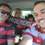 The trip to #ACL2014 #ACLFinal ACL has began. Go @wswanderersfc http://t.co/TV6f2wwR7C