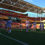 RT @NRL: The @England_RL team warming up before the #4Nations opener! http://t.co/HWiIiRxjMu