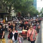 Melbourne #walktogether looking fantastic! Thanks @andrewjgiles @AdamBandt @vanbadham @GedKACTU @TomCBallard and more http://t.co/PzO7xEEvJC