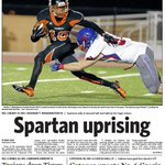 Check out @okprepsextra cover of Bixbys big night and read our #okpreps coverage here. http://t.co/alQzQHGv5O http://t.co/2vrf86YUXK
