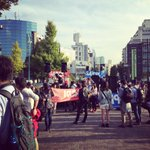 RT @S4SPL: 今日渋谷のSASPLデモ一択すぎる。 #SASPL http://t.co/jb95orp9yx