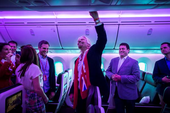 Virgin Atlantic gives first look inside its new Dreamliner http://t.co/Ba5l2PyWCp - http://t.co/88UKWCtf31