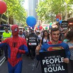 You did Australia proud today @welcome2aussie & everyone who #walktogether. This is the Aussie spirit, one of welcome http://t.co/AjnCjRc1G0