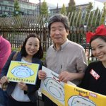 RT @kirayoshiko: そして、高畑勲さんも!!! #SASPL http://t.co/DelkfAqtdV