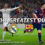 The worlds best players are on an #ElClasico collision course. Who'll walk away with bragging rights? #SSFootball http://t.co/7ApXciUSeW