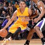RT @Lakers: Lakers Drop Preseason Finale on Buzzer-Beater: http://t.co/Hmavea8QnF http://t.co/hpysdkm3fS