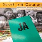 RT @fechterjugend: Grüße von der Vollversammlung der @dsj4sport in #Berlin! Wir sind für Euch vor Ort. #Sport #Sportjugend #Fechten http://t.co/CuNxjR1igZ