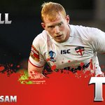 RT @England_RL: Farrell makes the score @England_RL 18-10 @RLSamoa #EngvSam #WallofWhite http://t.co/zmvKrvvlj8