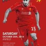 RT @JustLFC_: Its Matchday! Today its Liverpool - Hull City! Three points please. Come on Reds! http://t.co/wrXaMUD1RN