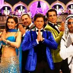 RT @filmfare: Historic!  #HappyNewYear smashes all records & collects 45 crores on day one. Read on: http://t.co/yQ57r8sPCP http://t.co/zVz…