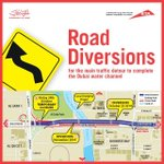 With diversions happening on #SheikhZayedRoad, please pay attention to road signs & #DriveSafe @RTA_dubai #Dubai http://t.co/ZWy1foEpcF