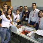 RT @JovenesHHCC: Los grupos de trabajo siempre con una sonrisa ???? #JOHC2014 http://t.co/HAnoGMfEwH