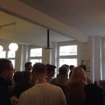 Voll hier #ccb14 http://t.co/9zGS1oJSph