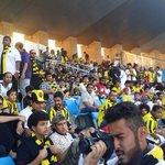 RT @alaa_saeed88: صورة من جماهير #الاتحاد اﻵن في مدرجات ملعب الملز .. والحضور حتى اﻵن أكبر من #النصر http://t.co/Arnr2k59ph
