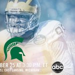 RT @umichfootball: Gameday. http://t.co/vCsP3Kfo4M