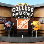 Here We Go! GameDay is LIVE from Baton Rouge. #GetUp4GameDay http://t.co/WSJmNuE6bR