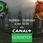 ¿Real Madrid - Barça? Muggles... Hoy juega Slytherin contra Gryffindor  https://t.co/GcUc7r5f2O