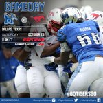 Wake Up, Its GameDay!!! Memphis plays at SMU at 11 am on ESPNews #gotigersgo #MEMvsSMU http://t.co/O9gZutRNME