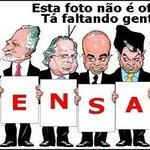 Queremos um brasil sem corrupção...Queremos nossos heróis de volta...Por isso #SomosTodosDilma http://t.co/xCyLHalpGe