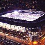 Hoy aquí en el Santiago Bernabéu a las 18:00 se juega gran clásico... #HastaElFinalVamosReal http://t.co/0ZEWgmRG97