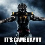 ITS GAMEDAY!!!! #GoDevils #BeatHuskies #ASUvsWASH #FearTheFork #ForksUp http://t.co/Ri3x4PXzw9
