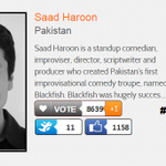 """#VotePaksitans @Saad_Haroon to get the Honor """"World Funniest Person"""" for #Pakistan click here http://t.co/UfyxvxeWMW http://t.co/r1Si64eW0L"""