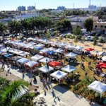 The @DelrayGreenMrkt is OPEN TODAY 9am-2pm. Come on out and support local business. 1st one this year #delraybeach http://t.co/hIYerd7q4F