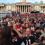 Fan rally is packed as usual !!! http://t.co/ca9t3vUm9x