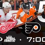 RT @NHLFlyers: As the #Flyers return home to take on the Red Wings, get ready with 5 Things to Know → http://t.co/HfCEe9Jvrl http://t.co/Jz6z1ZQRAv