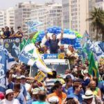 RT @do_criador: Chega de onda comunista, esse país é verde e amarelo #VotoAecioPeloBR45IL #Aecio45PeloBrasil #Aecio45 #Aecio http://t.co/q0eyfP0Xhh