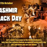 RT @tzmizi: We stand with our kashmiri brothers n sisters. #KashmirMillionMarch #KashmirMillionMarch #KashmirMillionMarch http://t.co/bM624a3iOT