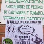 Estamos listos para empezar con el V Encuentro de FAE en la Región, en la FAAVV de Santa Lucía #Cartagena http://t.co/xAQHDIujFY