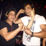 RT @SonuSood: Dont underestimate the power of a common man. #HNY. @iamsrk 44.97cr day1. Keep counting. http://t.co/CuZhi1CB8c