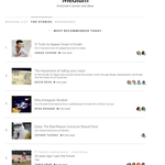 thanks  @medium for having me on the top stories today. Great Birthday present ! https://t.co/MJdkt4lAUV cc @ev http://t.co/j6Kig87S8H