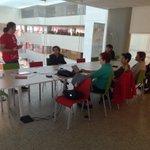 @davidepona_to @FeriaMayoresBUR @tecland @NeoCroma aquí os dejamos una foto del taller #BurFeMa http://t.co/dRCIESgS4S