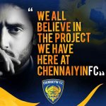 Namma@juniorbachchan is positive ahead ofthe game.Join him in saying #PoduMachiGoalu #Letsfootball #ChennaiyinFC #CHE http://t.co/qucdhQUuT2