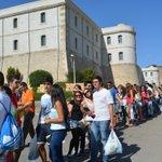 RT @cartagena_hoy: Cientos de jóvenes en la paella de bienvenida organizada por la Universidad Politécnica de Cartagena http://t.co/GuRFAqAWiB