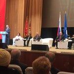 #Комсомол жив. В большом зале мемцентра началось торжественное мероприятие по случаю 95-летия Комсомола #ульяновск http://t.co/1VVFylj1Nb