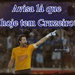 RT @Eu_Sou_Cruzeiro: Bom dia!!! Hoje tem o líder @Cruzeiro! Rumo a mais uma vitória, rumo ao Tetra! #FechadoComOCruzeiro???? http://t.co/Cj6A47c2qv