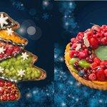 キル フェ ボン、3種のクリスマスタルトを限定販売 http://t.co/zj7k4SECy1 http://t.co/1kmQYE0MMA