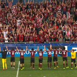 RT @FOXFootballLive: Well done @wswanderersfc - done the @ALeague proud. Who else is PUMPED! http://t.co/Bv6CUVmE0T #ACLFinal http://t.co/K39ZINbWO6
