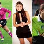 RT @FootNews_Fr: Elena Tambini, 25 ans, qui pourrait arbitrer des matchs pros en Italie prochainement http://t.co/Q6tTrFiX8z